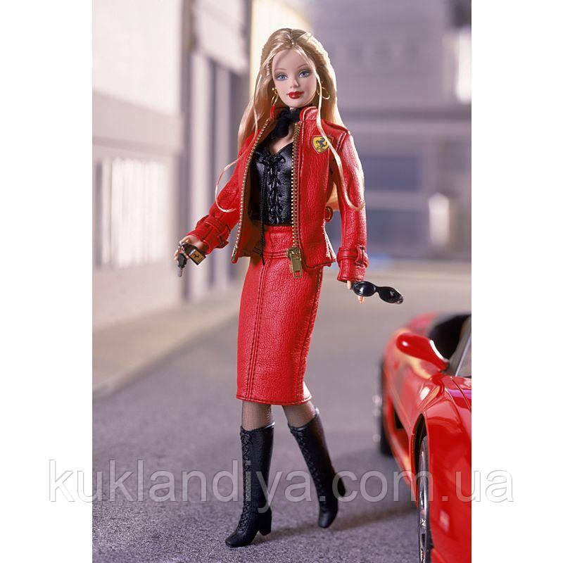 Кукла Ferrari Barbie #2