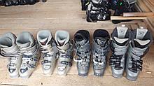 Б/у гірськолижні черевики   лижні черевики жіночі