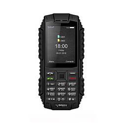 Мобільний телефон Sigma mobile X-treme DT68 Black