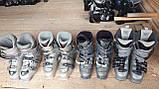 Б/у гірськолижні черевики | лижні черевики чоловічі, фото 3