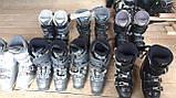 Б/у гірськолижні черевики | лижні черевики чоловічі, фото 5