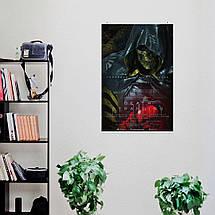 "Постер ""Death Stranding. Хиггс"". Трой Бейкер. Размер 60x39см (A2). Глянцевая бумага, фото 3"