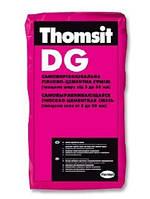 Самовыравнивающаяся гипсово-цементная смесь (Томзит) Thomsit DG