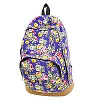 Рюкзак с цветочным принтом AL-5758-50