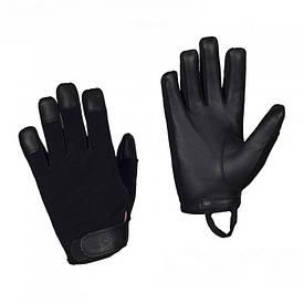 M-Tac перчатки Police черные