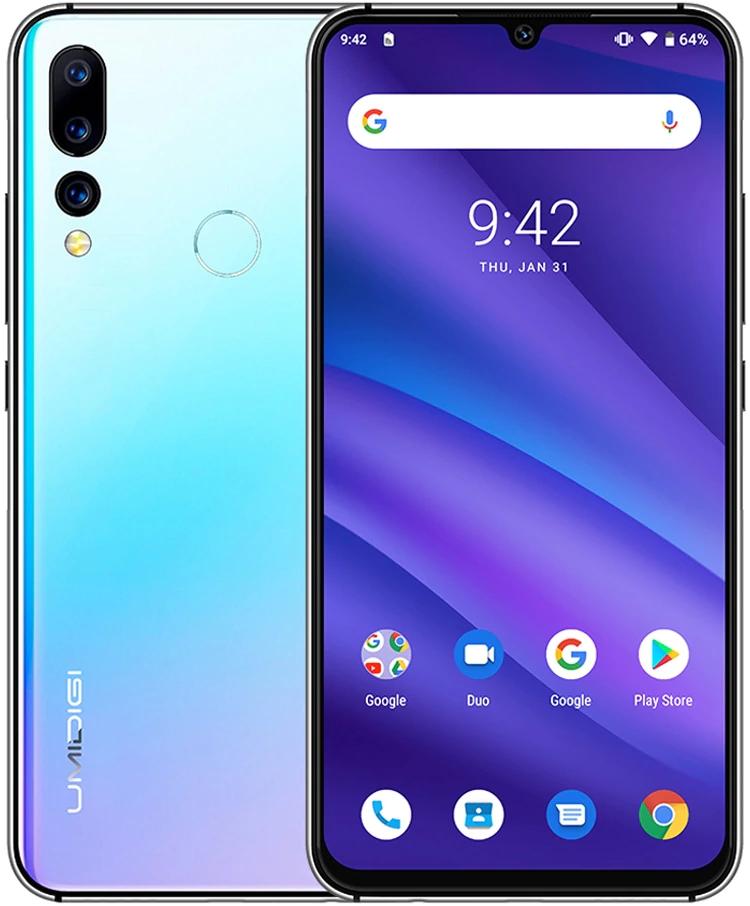 UMIDIGI A5 Pro | Синий | 4/32Гб | 4G/LTE | Гарантия