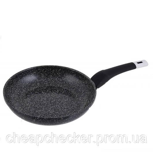 Сковорода UNIQUE UN-5133 Діаметр 20 См Гранітне Покриття