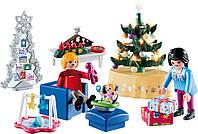 Playmobil 9495 серия Рождество Ёлка светильник