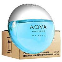 Bvlgari Aqva Pour Homme Marine туалетна вода 100 ml. Тестер Булгарі Аква Пур Хом Марін