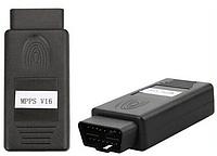 Загрузчик MPPS V16 ECU, программатор для чип-тюнинга