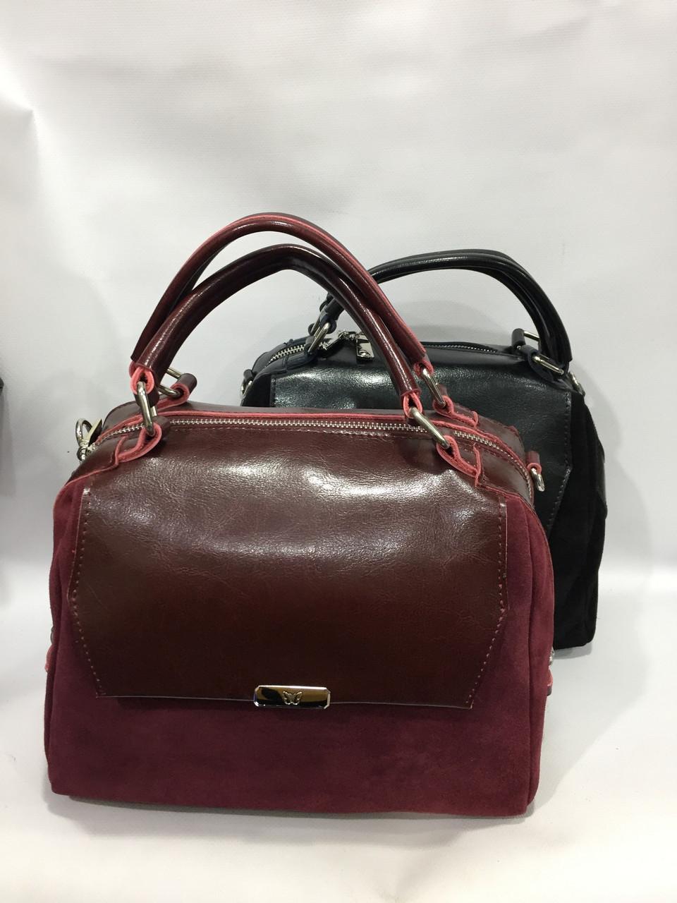 "Женская сумка  (30х22 см) ""Mariposa"" LG-1566"