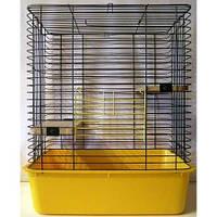 Клетка Шиншилла 50. 50*34*61. Грызуны, фретки, кролики, шиншиллы, морские свинки и для других животных.