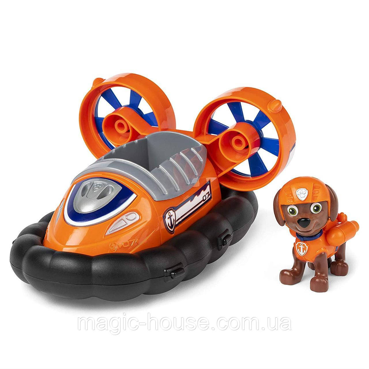 Paw PatrolЩенячий патруль Зума Zuma's Hovercraft