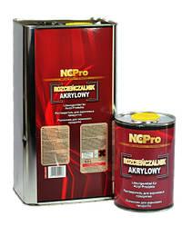 Растворитель для акриловых продуктов и баз NCPro 1л.