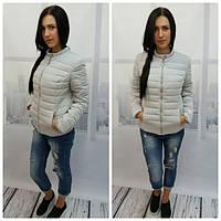 Женская демисезонная (осенне-весення) курточка