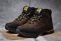 Зимние ботинки  на меху Jack Wolfskin, коричневые (30943) размеры в наличии ►(нет на складе)