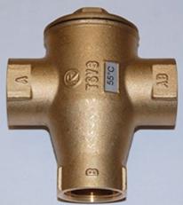 Трехходовой смесительный клапан Regulus TSV3 (55°C) - 1, фото 2