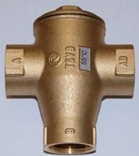 Трехходовой смесительный клапан Regulus TSV3 (55°C) - 1