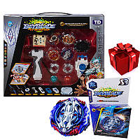 Набор BEYBLADE Battle Set + Бейблейд Вайс Леопард
