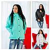 Женская куртка (осень-весна)