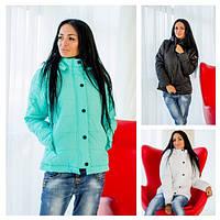 Женская куртка (осень-весна), фото 1