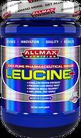 Аминокислоты Allmax Leucine 400g