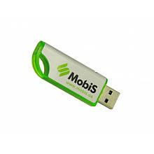USB Флеш-память Mobis AF008 32GB Green (Код: 9002904)