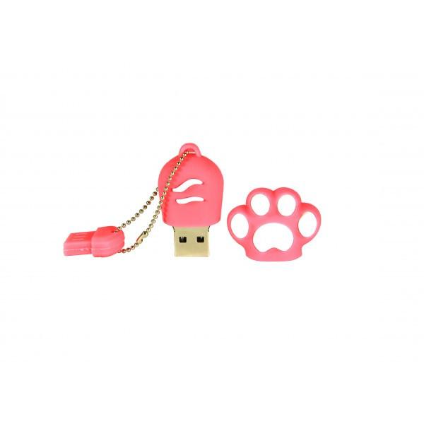 USB Flash Mobis AF039 4GB Pink (Код: 9002921)