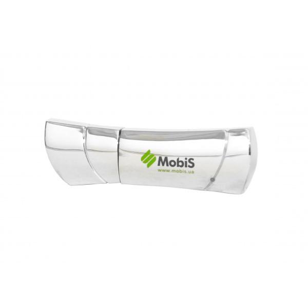 USB Флеш-память Mobis SF111 8GB Silver (Код: 9003232)