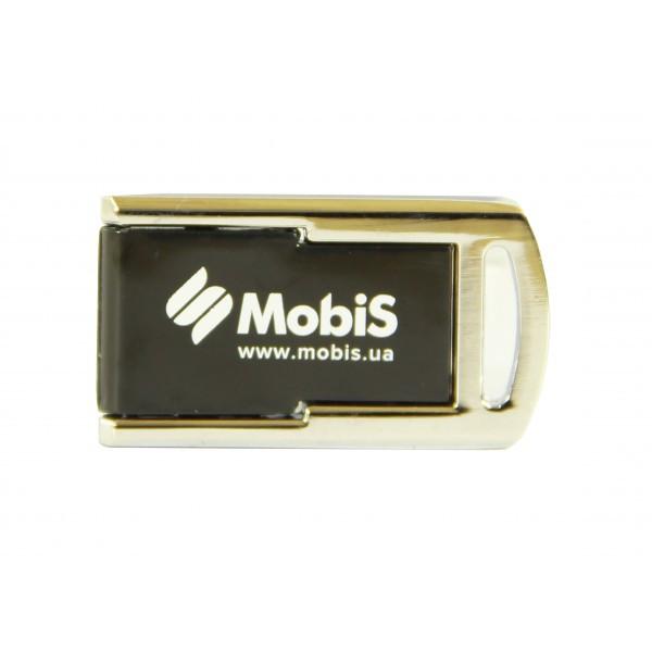 USB Flash Mobis FS-UMN006 16GB Black (Код: 9003367)