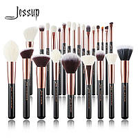 Кисті для макіяжу Professional Jessup Makeup Brushes Set 25 шт