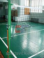 Стойка для волейбола и бадминтона