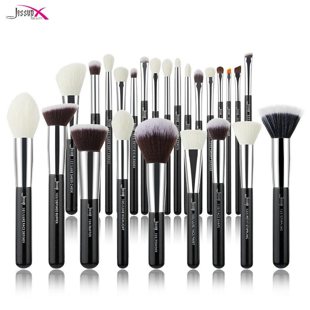 Кисті для макіяжу Professional Jessup Makeup Brushes Set 25 штук