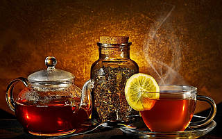 КиберПонедельник от Space Coffee: купите чай и кофе со скидкой