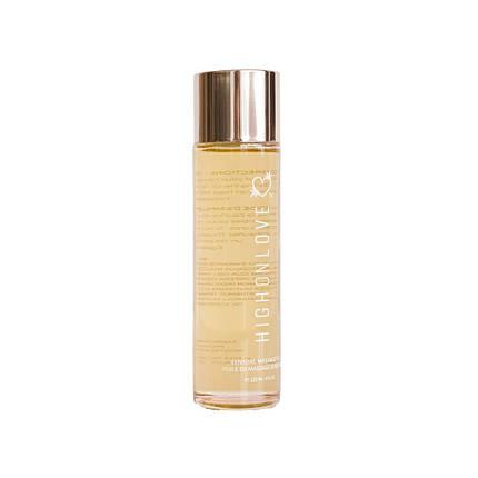 Съедобное массажное масло HighOnLove Massage Oil, 120 мл, фото 2
