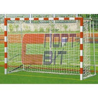 Сетка для мини футбола и гандбола 4,5 мм с гасителем