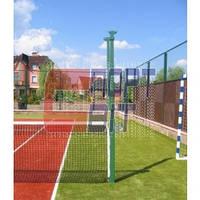 Стойки универсальные теннис/волейбол/бадминтон со стаканами