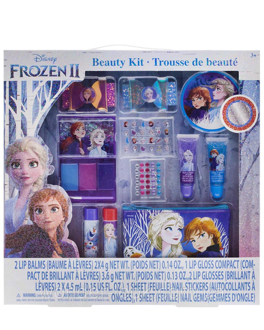Подарочный набор детской косметики Холодное сердце Frozen США