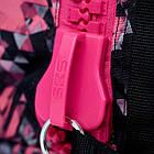 "Сумка-рюкзак Adidas 2in1 Bag ""Taekwondo"" Nylon, adiACC052 Розовая, фото 4"