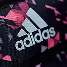 "Сумка-рюкзак Adidas 2in1 Bag ""Taekwondo"" Nylon, adiACC052 Розовая, фото 8"
