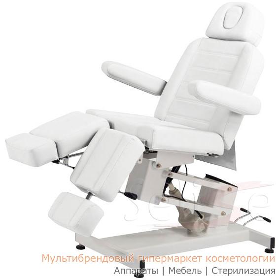 Педикюрное кресло модель 3706 (1 мотор)