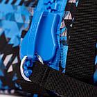 """Сумка-рюкзак Adidas 2in1 Bag """"Taekwondo"""" Nylon, adiACC052 Синяя, фото 5"""