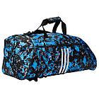 """Сумка-рюкзак Adidas 2in1 Bag """"Taekwondo"""" Nylon, adiACC052 Синяя, фото 3"""