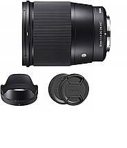 Sigma 16mm f / 1.4 DC DN Современный объектив для Sony, фото 3
