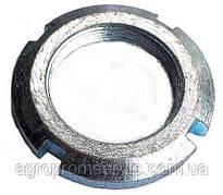 Гайка спеціальна різьблення 39-1.5 гідроциліндра варіатора ходу комбайна НИВА