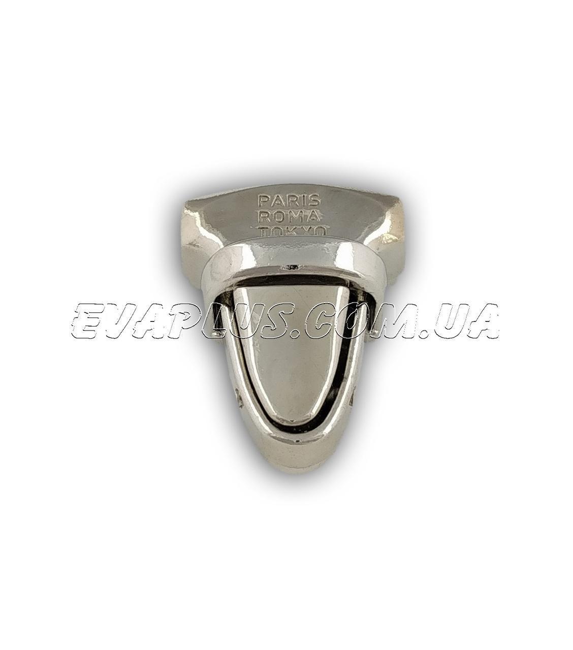 Барсеточный замок  мм/мм. (Т4634) никель