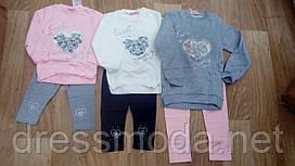 Комплект-двійка утеплений для дівчаток Sincere 1-5 років