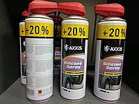 Смазка силиконовая для резиновых уплотнителей и ремней +20% 500ml