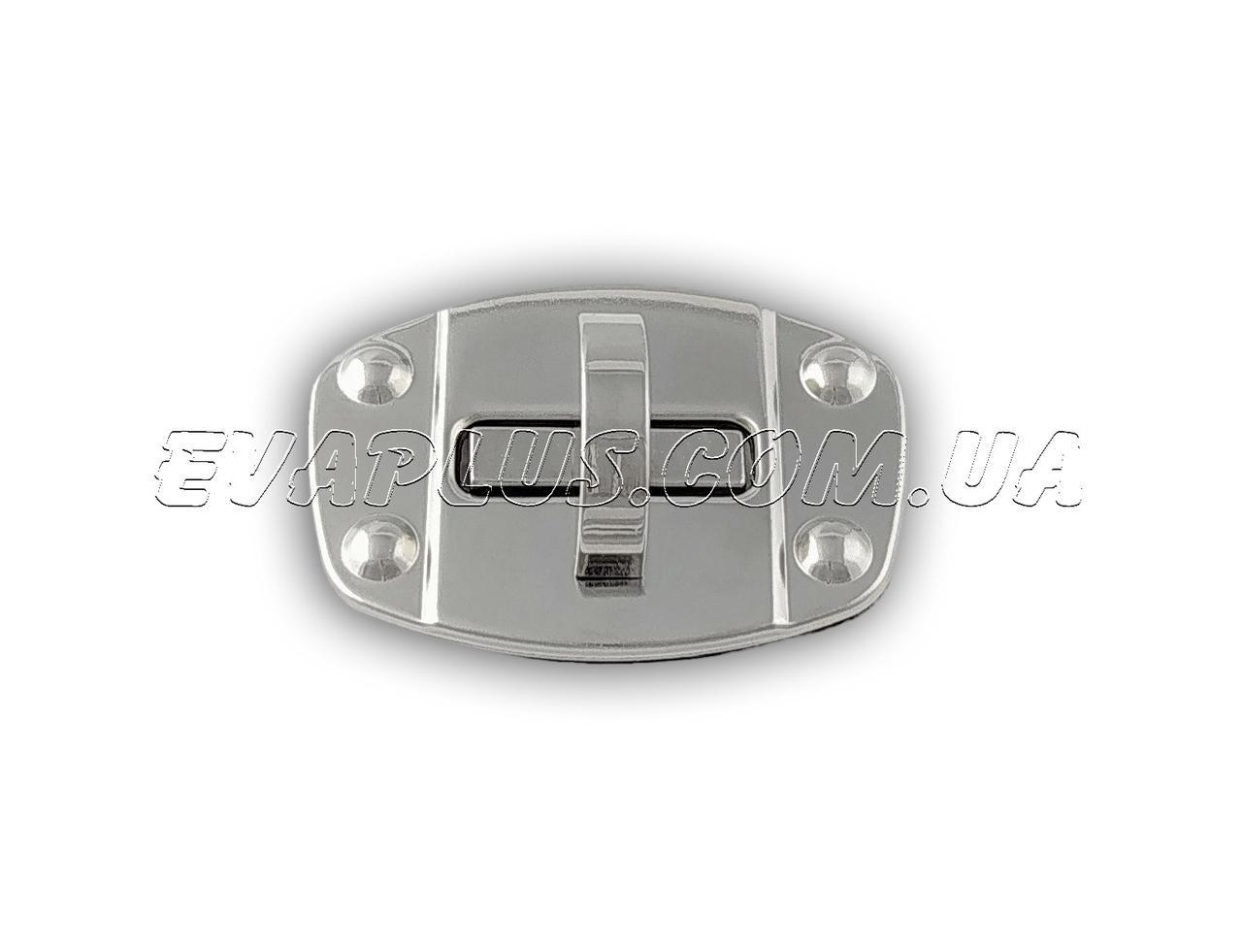 Барсеточный замок  мм/мм. (Т4684) никель