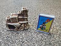 С450 Керамическая декорация для аквариума Замок мини